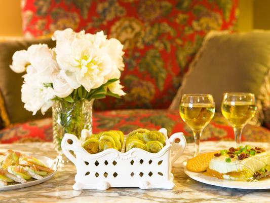 总统宿舍酒店 - 萨凡纳 - 食物