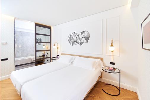 阿方索五世斯考特而酒店 - 莱昂 - 浴室