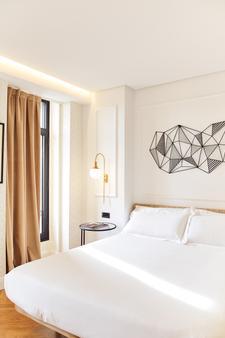 阿方索五世斯考特而酒店 - 莱昂 - 睡房