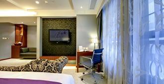 香港宝轩酒店(中环) - 香港 - 睡房