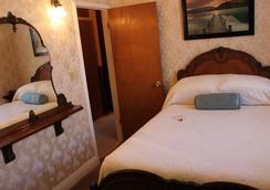 哈尼之家住宿加早餐旅馆 - 印第安纳波利斯 - 睡房