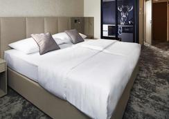 奥雷阿金字塔酒店 - 布拉格 - 睡房