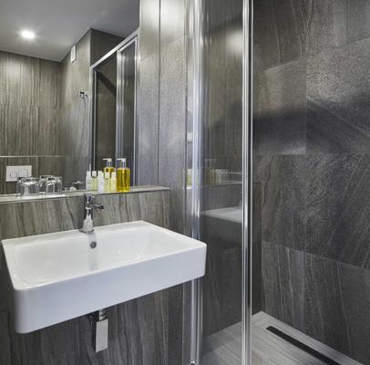奥雷阿金字塔酒店 - 布拉格 - 浴室