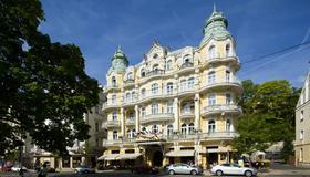 波希米亚奥拉Spa酒店 - 玛丽亚温泉市 - 建筑