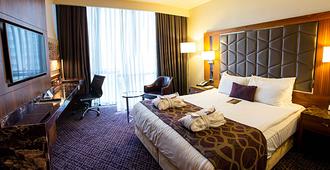 伊斯坦布尔托普卡匹美居酒店 - 伊斯坦布尔 - 睡房