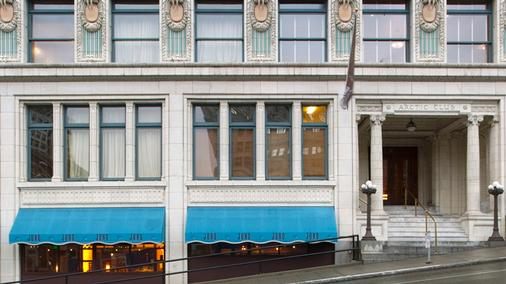 西雅图北极俱乐部逸林酒店 - 西雅图 - 建筑