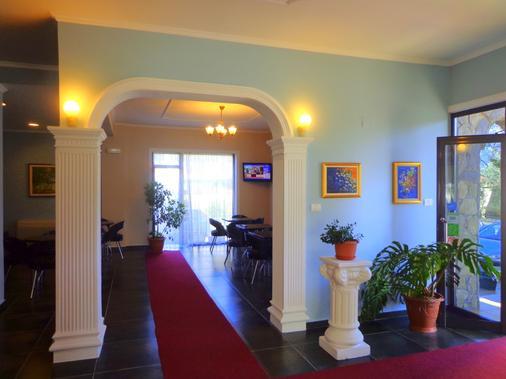 维多利亚索克地拉那旅馆 - 地拉那 - 大厅
