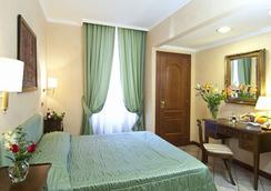 罗马蒙特利尔酒店 - 罗马 - 睡房