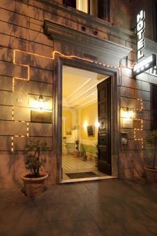 罗马蒙特利尔酒店 - 罗马 - 建筑