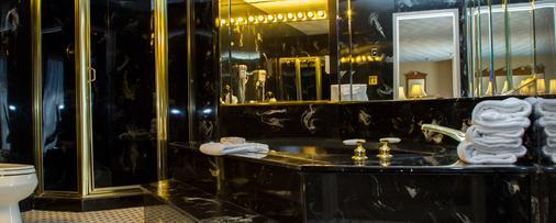 明斯特酒店和会议中心 - 纽波特 - 浴室