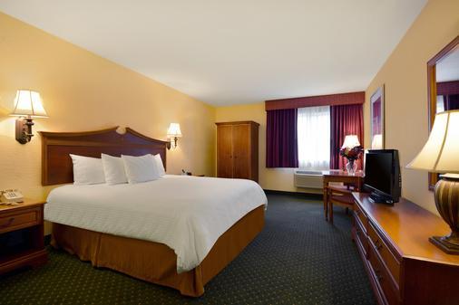 明斯特酒店和会议中心 - 纽波特 - 睡房