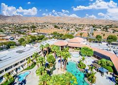 奇迹温泉Spa度假酒店 - 沙漠温泉 - 户外景观
