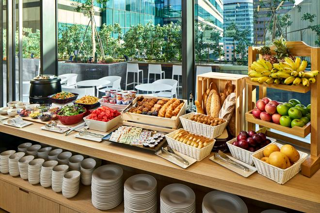 新加坡乌节路优特尔酒店 - 新加坡 - 自助餐