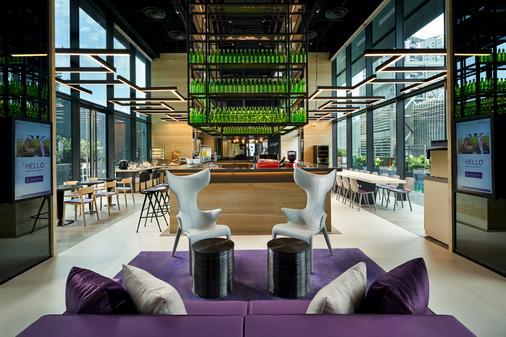 新加坡乌节路优特尔酒店 - 新加坡 - 酒吧