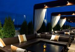 亚特兰大巴克海特W酒店 - 亚特兰大 - 露天屋顶