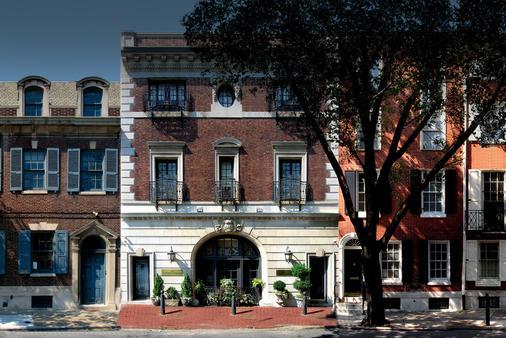 里滕豪斯1715精品酒店 - 费城 - 建筑