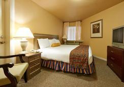 布莱尔豪斯套房酒店 - 拉斯维加斯 - 睡房