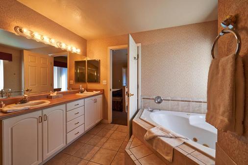 布莱尔豪斯套房酒店 - 拉斯维加斯 - 浴室