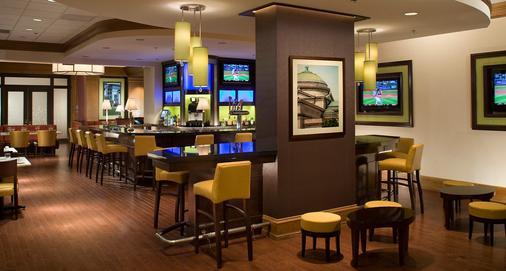 芝加哥医学园区/伊利诺伊大学芝加哥分校万豪酒店 - 芝加哥 - 酒吧