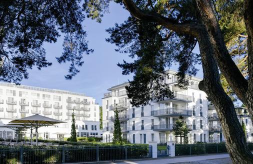 史蒂根伯格大酒店和水疗中心 - 塞巴特黑灵斯多夫 - 建筑