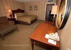 开普梅大酒店 - 五月岬郡 - 睡房