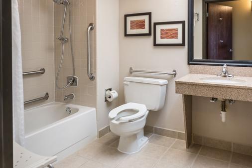 格兰德拉匹兹机场康福特茵酒店 - 大急流城 - 浴室