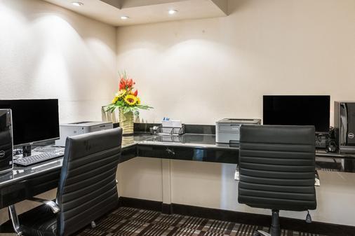 格兰德拉匹兹机场康福特茵酒店 - 大急流城 - 商务中心