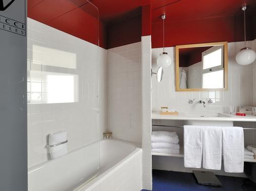 索马温齐酒店 - 马德里 - 浴室