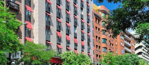 索马温齐酒店 - 马德里 - 建筑