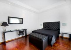 奎德弗格里奥酒店 - 罗马 - 睡房