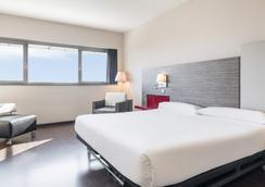 巴塞罗那依路尼恩酒店 - 巴塞罗那 - 睡房