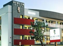海可酒店 - 城市精品 - 丘拉维斯塔 - 建筑