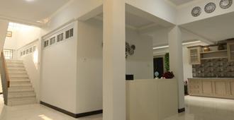 巢穴住宅酒店 - 雅加达 - 柜台
