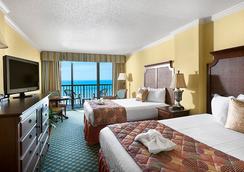 浪翠园海滨度假酒店 - 默特尔比奇 - 睡房