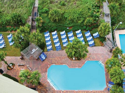 浪翠园海滨度假酒店 - 默特尔比奇 - 游泳池