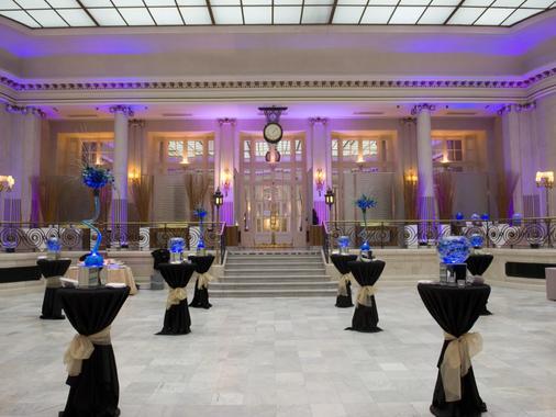 伦敦华尔道夫希尔顿酒店 - 伦敦 - 宴会厅