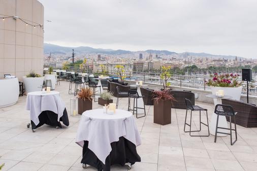 欧洲之星玛莲娜大酒店 - 巴塞罗那 - 宴会厅