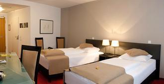 考奈尔酒店 - 法兰克福 - 睡房
