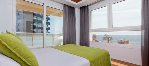 贝尼多姆广场酒店 - 贝尼多姆 - 睡房