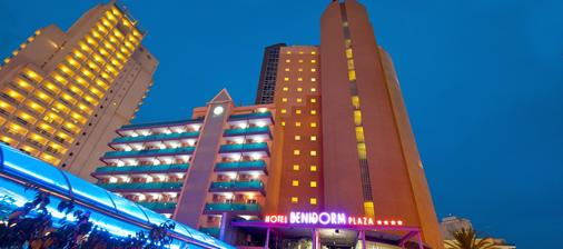 贝尼多姆广场酒店 - 贝尼多姆 - 建筑