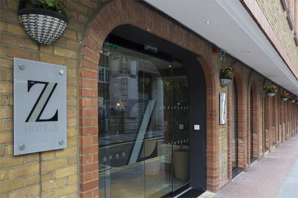 皮卡迪利Z酒店 - 伦敦 - 建筑