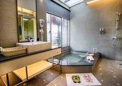 No.9 Hotel - 礁溪 - 浴室