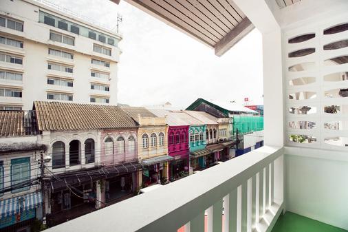 尚佳旅舍 - 普吉岛 - 阳台