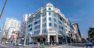 亚特兰蒂克酒店 - 桑托斯 - 建筑