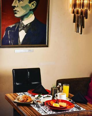 安丹特酒店 - 普埃布拉 - 食物