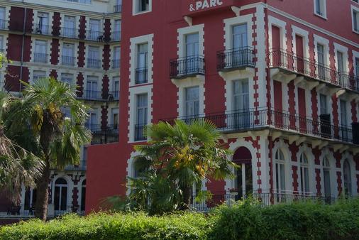 教堂公园酒店 - 卢尔德 - 建筑