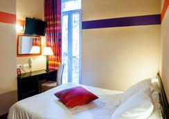 圣索沃酒店 - 卢尔德 - 睡房