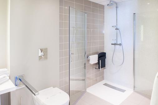 教堂公园酒店 - 卢尔德 - 浴室