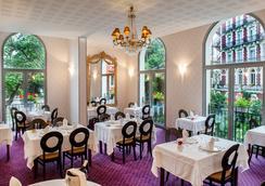 教堂公园酒店 - 卢尔德 - 餐馆