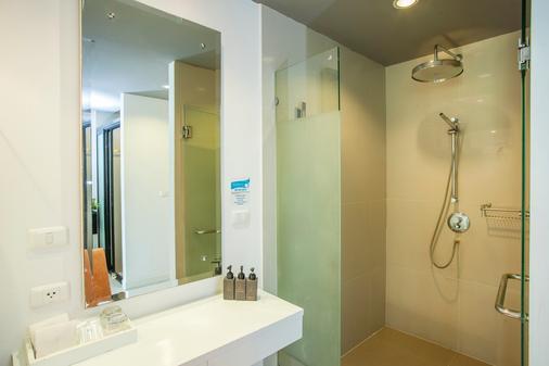 甲米奥南克利夫海滩度假村 - 甲米 - 浴室